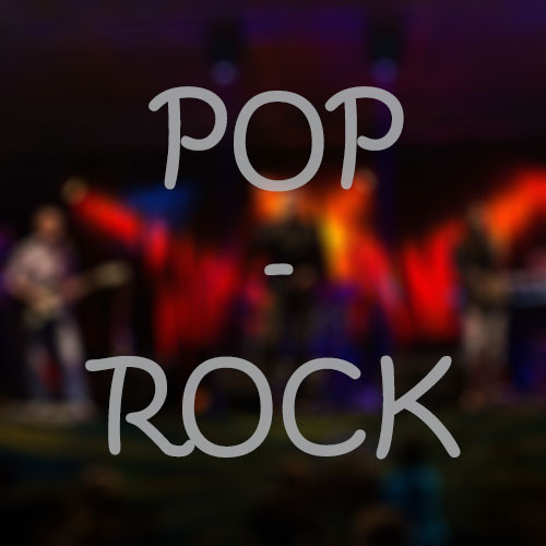 pop rock glazba